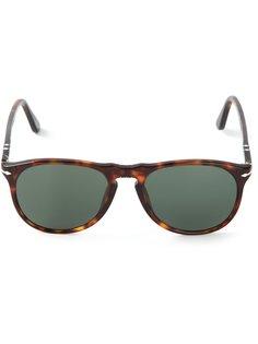 солнцезащитные очки в овальной оправе Persol
