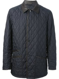стеганая куртка Salvatore Ferragamo