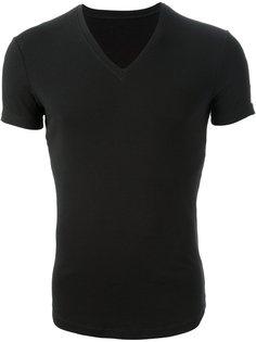 футболка с V-образной горловиной Dsquared2