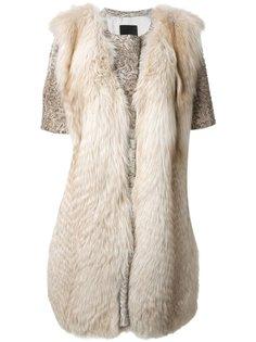 пальто с короткими рукавами Liska