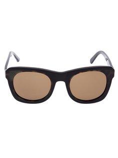 солнцезащитные очки с толстой оправой Neil Barrett