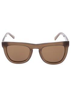 солнцезащитные очки с плоским верхом Neil Barrett