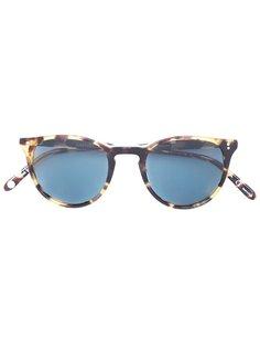 круглые солнцезащитные очки Garrett Leight