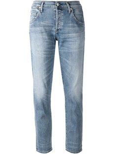 укороченные джинсы Echo  Citizens Of Humanity