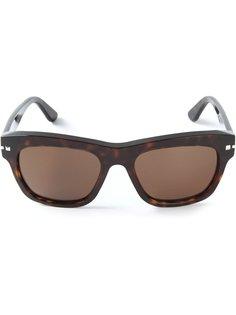классические солнцезащитные очки Valentino Eyewear