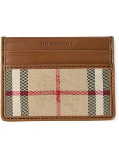визитница Horseferry Check Burberry