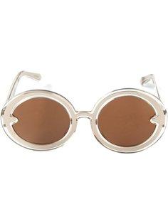 солнцезащитные очки Orbit  Karen Walker Eyewear