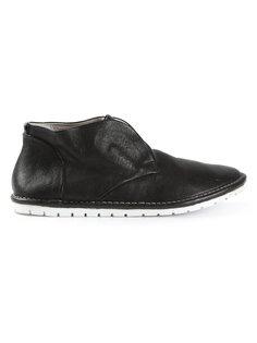 ботинки-дезерты без шнуровки Marsèll