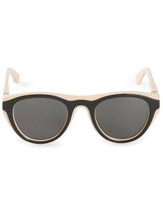солнцезащитные очки Mykita x Maison Margiela MMDUAL002 Mykita