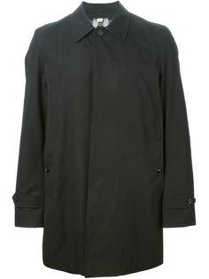 классическое пальто на пуговицах Burberry