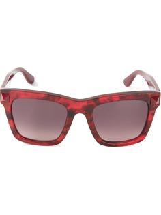 солнцезащитные очки Valentino Garavani Rockstud  Valentino Eyewear