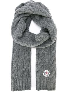 вязаный шарф Moncler