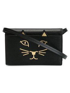 сумка на плечо Kitty  Charlotte Olympia