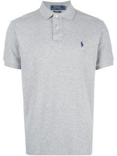 приталенная футболка-поло  Polo Ralph Lauren