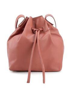 кожаная сумка Studio Chofakian