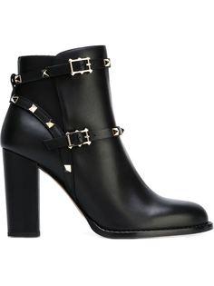 ботинки Rockstud  Valentino