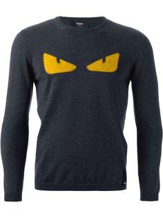 свитер Bag Bugs Fendi