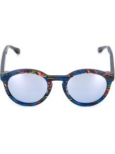 солнцезащитные очки Flaky Mirror Thierry Lasry