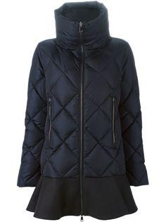 дутая куртка Vouglans Moncler