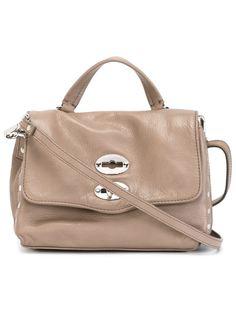 маленькая сумка-сэтчел Postina Zanellato