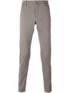 узкие брюки-чинос Dondup