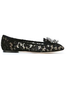 слиперы Vally Dolce & Gabbana