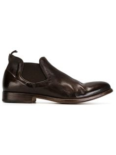 классические ботинки челси Alberto Fasciani