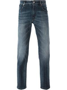 джинсы кроя слим Bag Bug Fendi