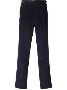 брюки прямого кроя Canali