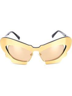 солнцезащитные очки Prabal Gurung 1 Linda Farrow Gallery