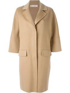 классическое пальто Marni