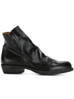 ботинки на молнии Fiorentini +  Baker