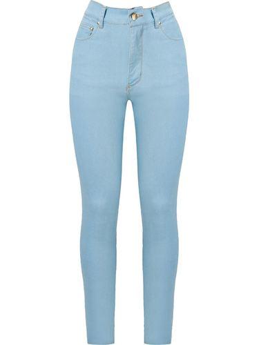джинсы кроя скинни  с завышенной талией  Amapô