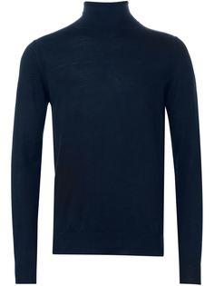свитер с высоким горлышком  Paolo Pecora