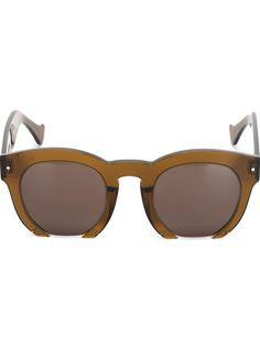 солнцезащитные очки в круглой оправе Grey Ant