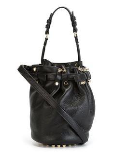 сумка-мешок через плечо Diego Alexander Wang