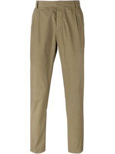 брюки со складками Ami Alexandre Mattiussi