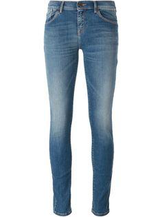 джинсы с линялым эффектом  Armani Jeans