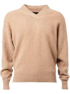 свитер с V-образным вырезом The Elder Statesman