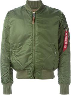 лётная куртка MA-1 Alpha Industries
