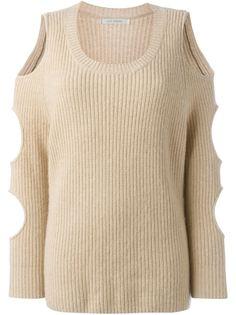 свитер с вырезными деталями Zoe Jordan