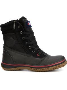 ботинки на шнуровке Trooper Pajar