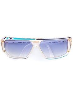 геометрические солнцезащитные очки 867 Cazal