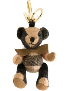 подвеска в виде плюшевого медведя Burberry
