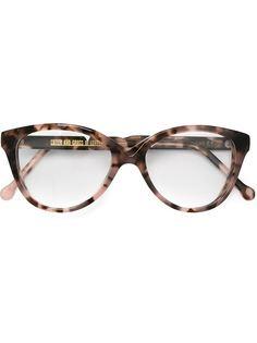 """очки с оправой """"кошачий глаз"""" Cutler & Gross"""