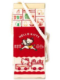 сумка через плечо Lunch Milk Box  Olympia Le-Tan