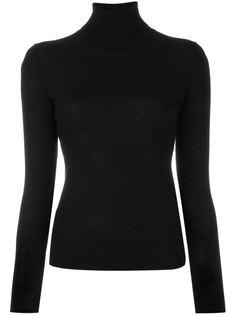 трикотажный свитер высоким горлом N.Peal