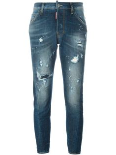 джинсы Kenny Twist Dsquared2