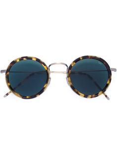 солнцезащитные очки с круглой оправой Eyevan7285
