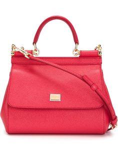 мини сумка-тоут Sicily Dolce & Gabbana